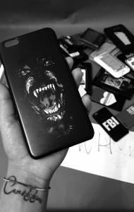 Чехол на iPhone 6 Plus Givenchy